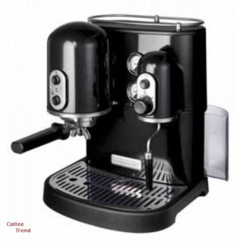 coffee trend kitchenaid kes 100 eob schwarz. Black Bedroom Furniture Sets. Home Design Ideas