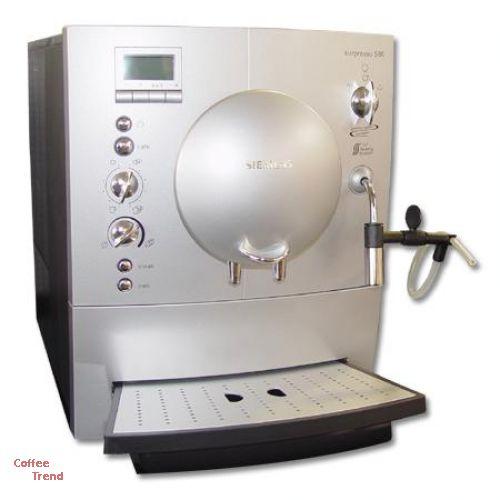 coffee trend siemens surpresso s60 tk68001. Black Bedroom Furniture Sets. Home Design Ideas